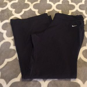 Nike Black Dri-Fit pants
